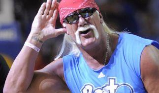 Hulk Hogan hat Probleme mit einem früheren Kollegen. (Foto)