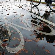 Die Nase rot und die Stimme heiser? Fahrrad fahren schützt vor einer Erkältung.