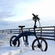 Fahrrad vergessen abzuschließen? Keine Sorge. Das Mando Footloose hat einen eingebauten Diebstahlschutz.