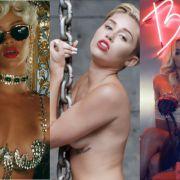 Rihanna, Miley Cyrus und Britney Spears geizen nicht mit ihren weiblichen Reizen. Aber ab wann ist es zu viel des Guten?