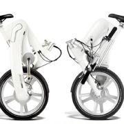 Es ist nicht leicht das E-Bike die Treppe hochzutragen mit 21,8 kg.