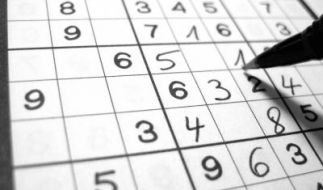 Sudoku-Fans schwören Stein und Bein, dass die Zahlenrätsel das Hirn fit machen. (Foto)