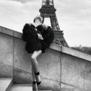 «Chère Paris»! Die Stadt der Liebe gab Sylvie Inspirationen für ihre neue Kollektion.