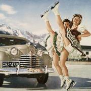 Der Opel Olympia 1951 war Opels erster Pkw nach dem 2. Weltkrieg.