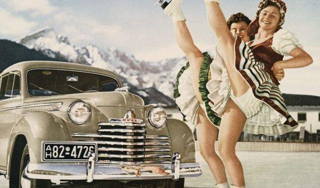 Der Opel Olympia 1951 war Opels erster Pkw nach dem 2. Weltkrieg. (Foto)