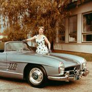 Der Slogan von Mercedes-Benz ist