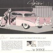Dodge ist eine US-amerikanische Automarke.