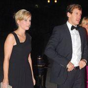 Laureus-Sport-Award 2012: Eine der wenigen Gelegenheiten, wo Vettel seine Freundin Hanna der Öffentlichkeit zeigte.
