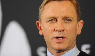 Daniel Craig wird erneut James Bond darstellen. (Foto)