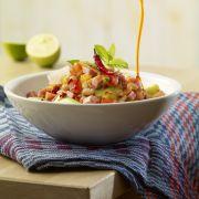 Bunter Bohnen-Chili-Salat
