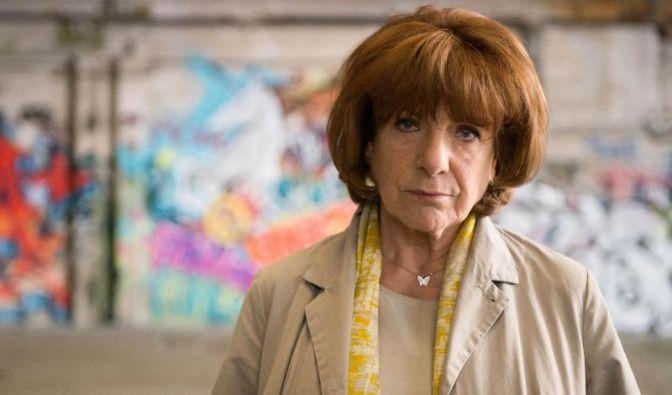 Bella Block (Hannelore Hoger)mischt sich ein. Foto:ZDF/Marion von der Mehden