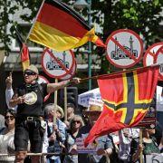 Globalisierungsangst treibt der AfD Wähler zu (Foto)