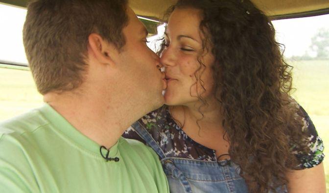 Der liebevolle Luxemburger Guy (28) und Victoria (26) sind glücklich verliebt. (Foto)
