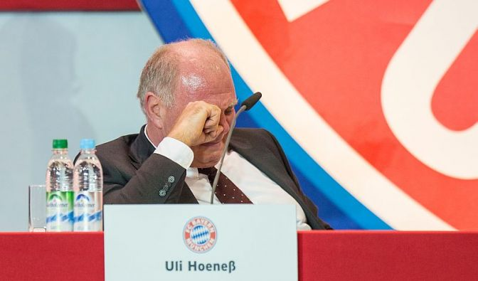 Uli Hoeneß (Foto)
