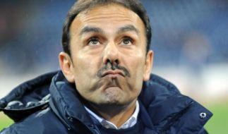 Hertha BSC trennt sich nach zwei Jahren von Jos Luhukay. (Foto)