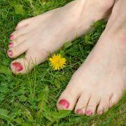 Zeigt her eure Füße! Die Länge der Zehen verrät dem geübten Auge so einiges über die Qualitäten im Bett...