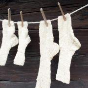 Socken im Bett: Darum ist der Sex dann besser! (Foto)