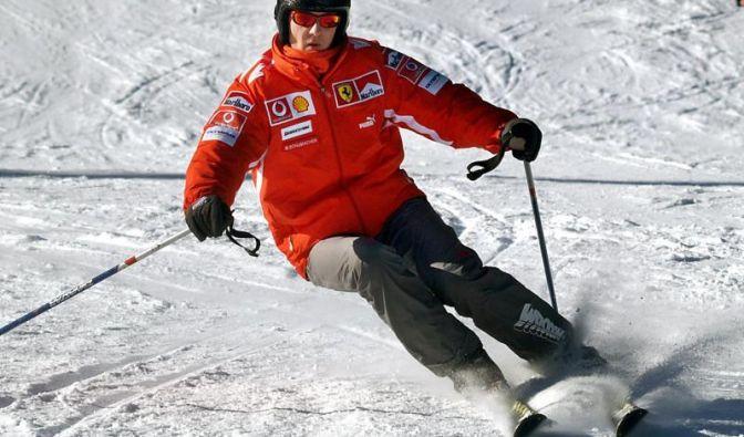 Seit Jahren gilt der F1-Weltmeister als guter Skifahrer - nun wurde ihm eine Abfahrt in den französischen Alpen zum Verhängnis.