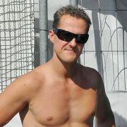 Dabei hat Michael Schumacher den Ruf eines Fitness-Fanatikers. Auch nach seinem F1-Rückzug trainiert er noch immer vier bis sechs Stunden am Tag.