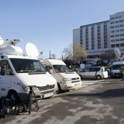 Seit Sonntag, dem 29. Dezember 2013, liegt Michael Schumacher in der Universitätsklinik in Grenoble.