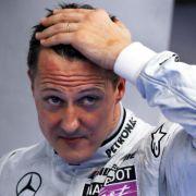 Beim Skiunfall erlitt Michael Schumacher schwere Kopfverletzungen.