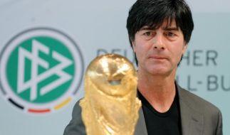 Löws Neujahrswunsch: WM-Finale in Rio (Foto)