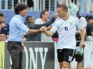 Löws Sorgen: Podolski in WM-Saison ohne Länderspiel (Foto)