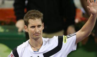 Mayer besiegt Murray in Doha - Brown überrascht (Foto)