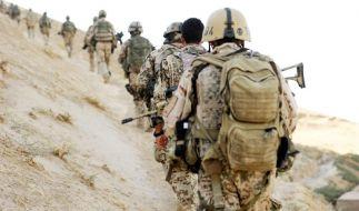 Bundeswehrverband fordert Kampfdrohnen zum Schutz von Soldaten (Foto)