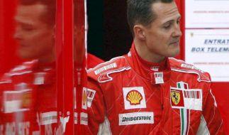 Die Sorge um Michael Schumacher vereint Formel-1-Fans in aller Welt. (Foto)