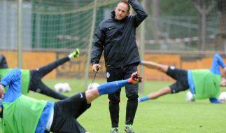 Eintracht-Profis beenden Urlaub - Zugang im Anflug (Foto)