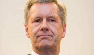 Ex-Bundespräsident Christian Wulff muss sich in Hannover wegen Vorteilsannahme verantworten. (Foto)