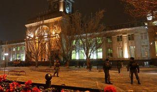Festnahmen nach Anschlägen von Wolgograd (Foto)