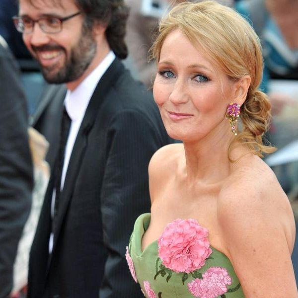 J. K. Rowling rät Twitter-Troll zu Penis-Verlängerung (Foto)