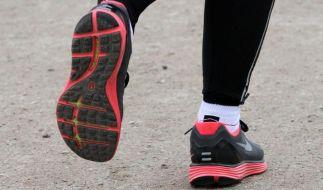 Wenn das Laufen zur Droge wird - Gesundheitsrisiko Sport (Foto)