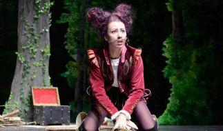 Verbrechern aus Märchen wird im Theater Prozess gemacht (Foto)