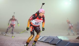 Sachenbacher-Stehle knackt Olympia-Norm (Foto)