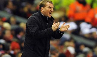 Liverpool-Trainer Rodgers droht Sperre (Foto)