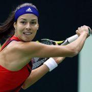 Ana Ivanovic hat Schluss gemacht (Foto)