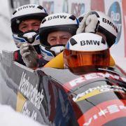 Wintersport live: Viererbob und Skeleton-Weltcup am Königssee (Foto)