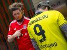 Adé BVB: Robert Lewandowki trägt ab Sommer Rot. (Foto)
