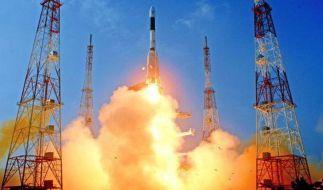 Erste erfolgreiche Mission für neuen indischen Raketenantrieb (Foto)