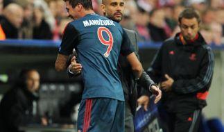 Trotz Lewandowski: Mandzukic soll beim FCB bleiben (Foto)