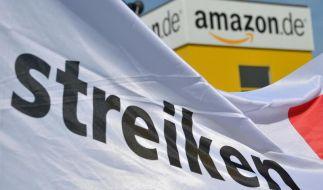 Streik:Amazon-Mitarbeiter uneins mit Verdi (Foto)
