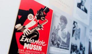 Dokumentation erinnert an NS-Schau «Entartete Musik» (Foto)