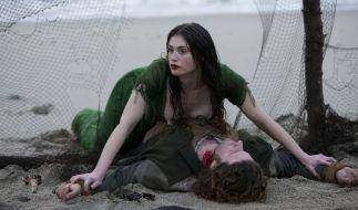 Vampire kennen nur ein Nahrungsmittel: menschliches Blut. (Foto)