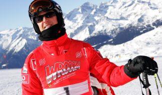 Erfahrener Skifahrer: Michael Schumacher. (Foto)