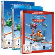 Ab dem 9. Januar 2014 können Sie sich den Animationsfilm «Planes» als 3D-Blu-ray, Blu-ray und DVD im Handel kaufen.