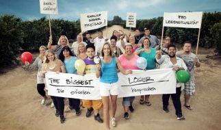 Auch 2014 versuchen 20 Kandidaten bei«The Biggest Loser» mit Hilfe von Dr. Christine Theiss ihre Pfunde loszuwerden. (Foto)