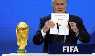 Spielergewerkschaft FIFPro für Verlegung der Katar-WM (Foto)